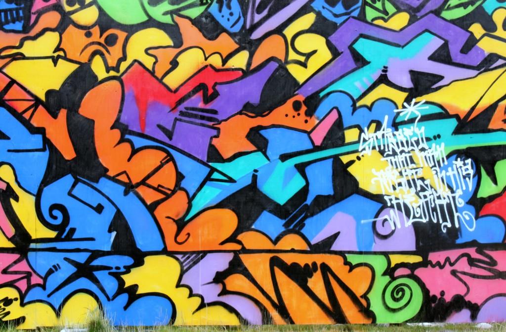 Voittaja / graffitin SM 2015