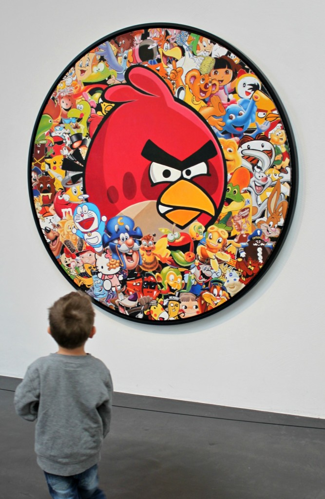 Jani Leinonen / Made in China Angry Bird 2013