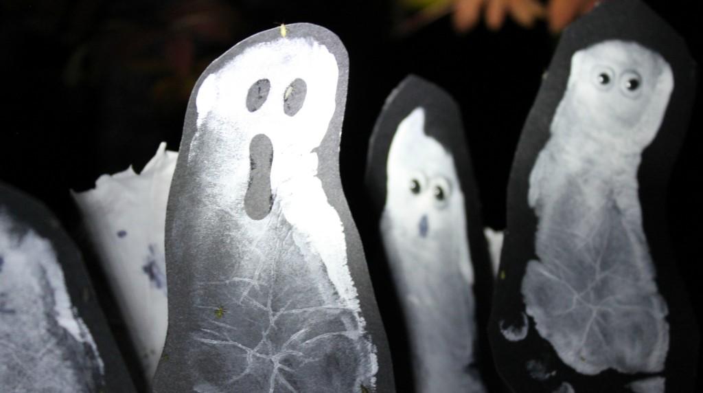 Halloween-haamut