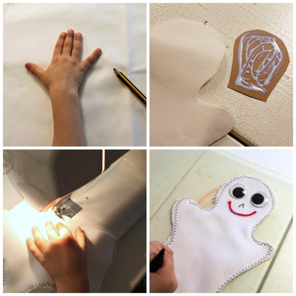 DIY käsinukke / tekoprosessi