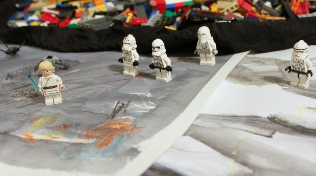 Star Wars -legoleikkejä