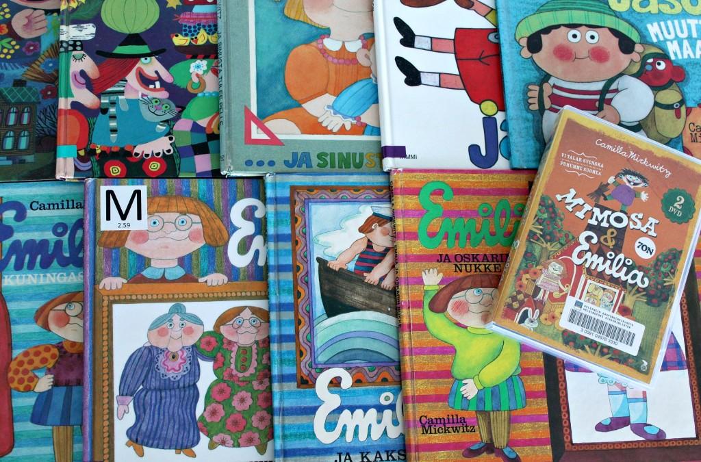 Camilla Mickwitz on luonut ihastuttavia lastenkirjoja ja -animaatioita.