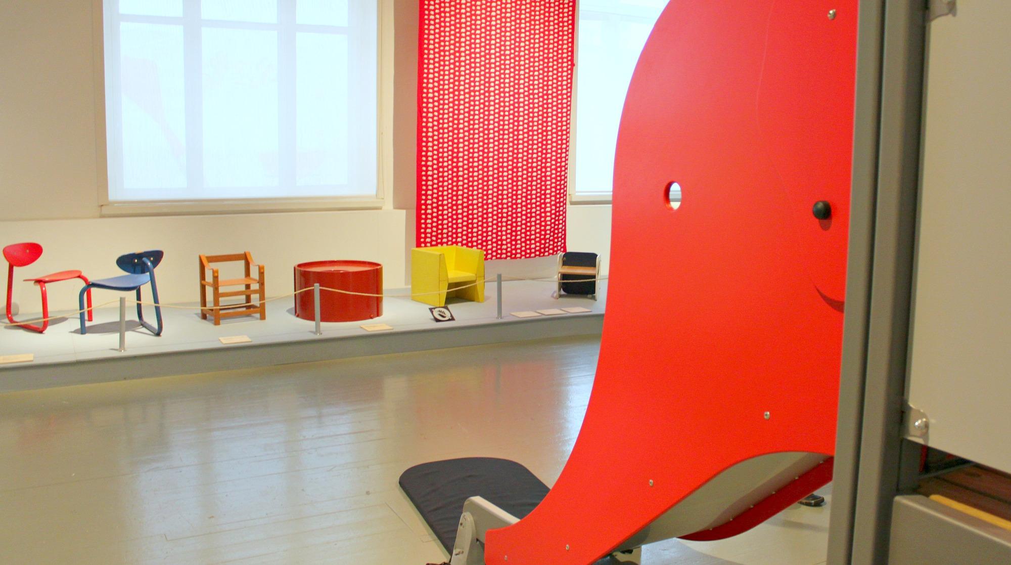 Lapsen vuosisata -näyttely Designmuseossa