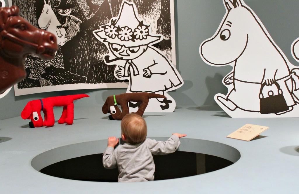Desingmuseo / Lapsen vuosisata