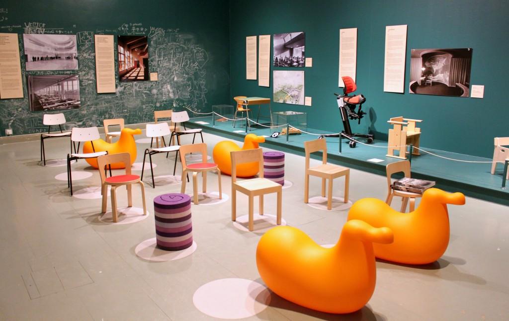 Designmuseo / Lapsen vuosisata