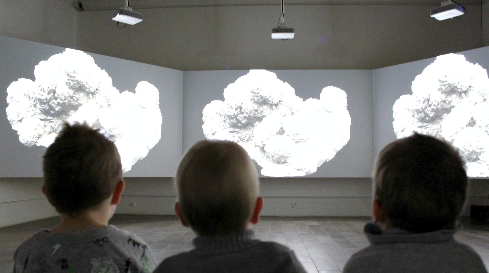 Saara Ekström / Alkemia / Wäinö Aaltosen museo