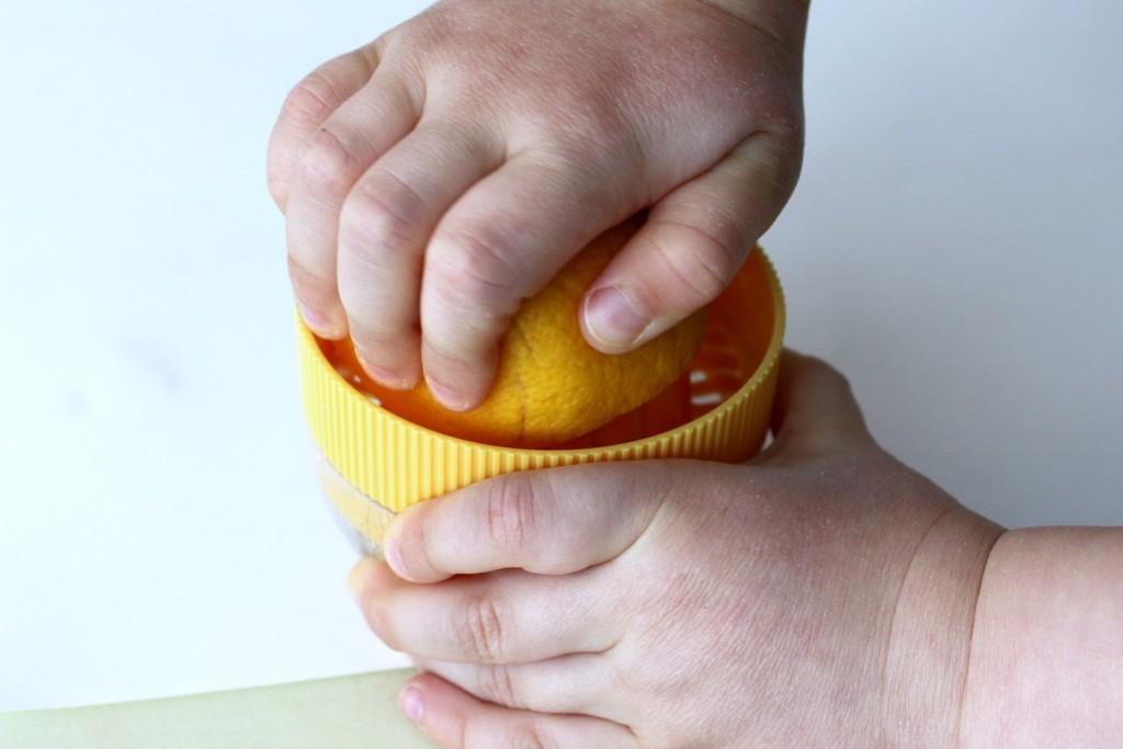 Sitruunataiteilu odottaa