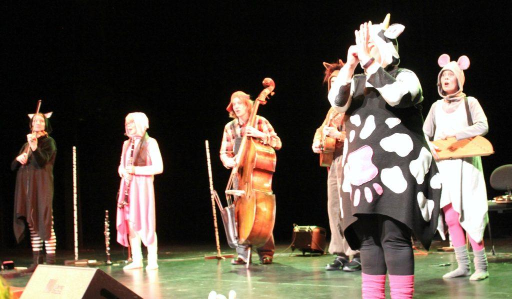 Lastenmusiikkiorkesteri Ammuu