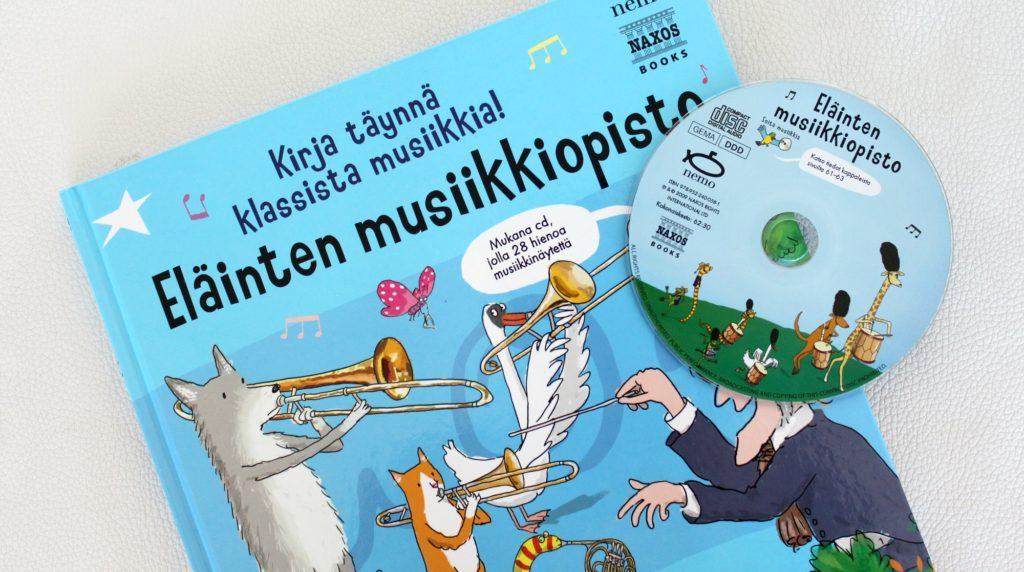 Eläinten musiikkiopisto