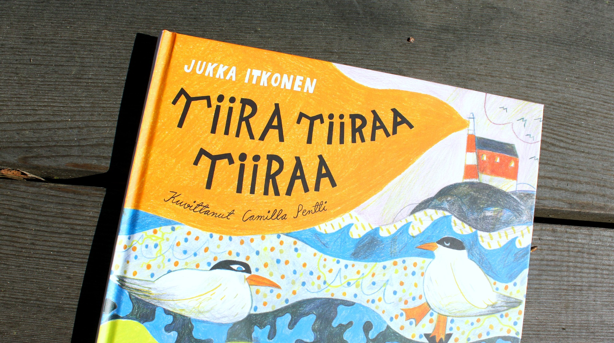 Jukka Itkonen: Tiira tiiraa tiiraa