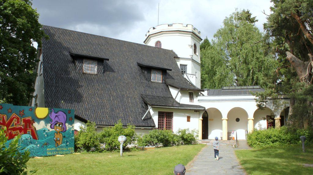 Akseli Gallen-Kallelan Tarvaspää