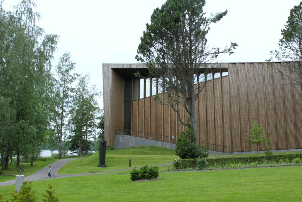 Serlachius-museo / Göstan paviljonki