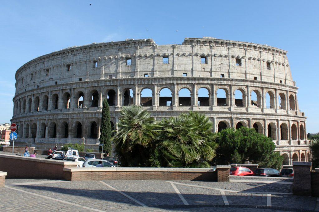 Rooman suurin amfiteatteri, Colosseum