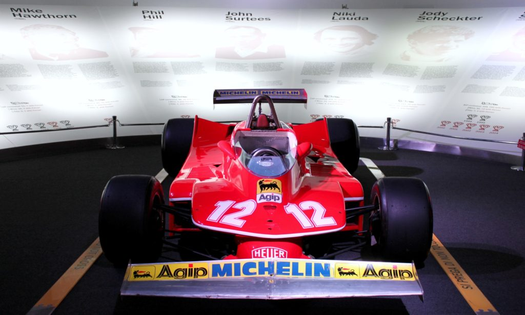 Ferrari-museon Ferrari