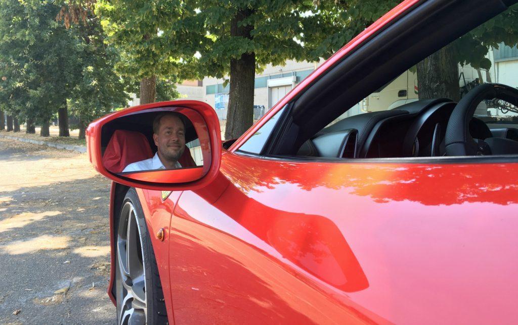 Isi Ferraria ajamassa