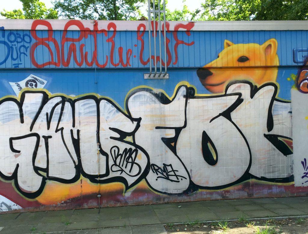 Berliiniläisgraffiti