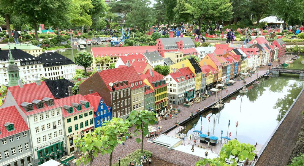 Tanskan Legolandissa