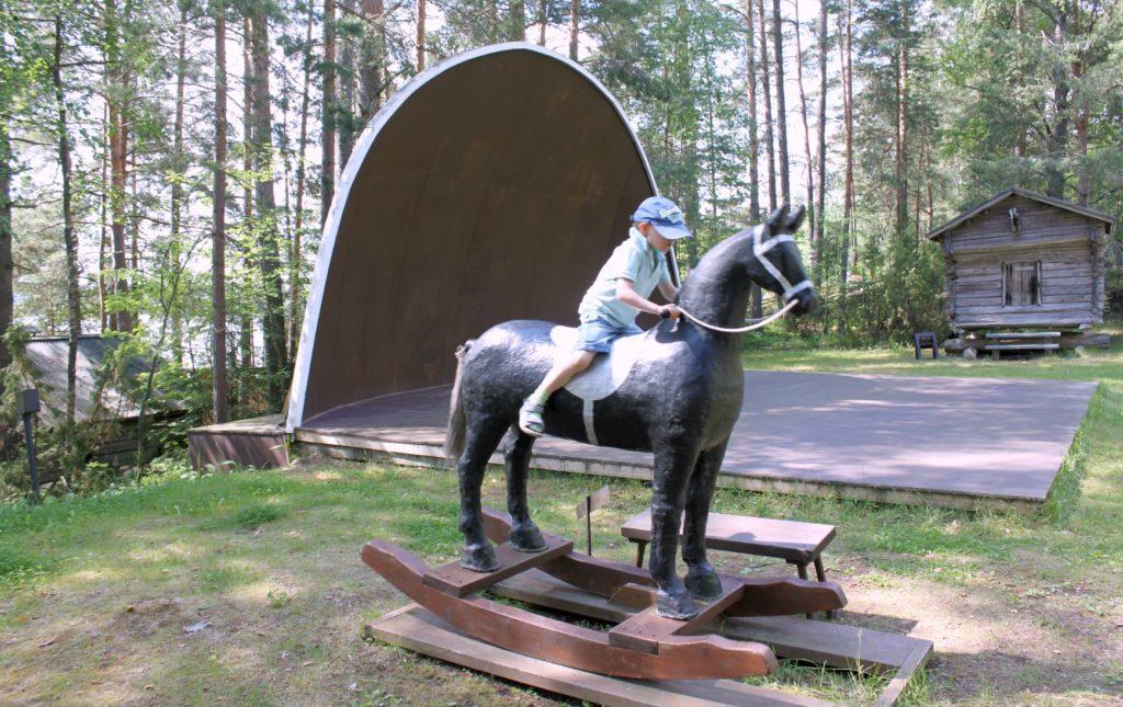 Purnun hevonen