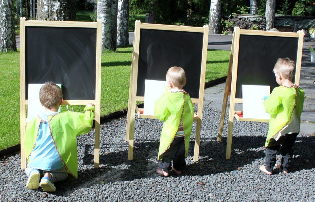 Pikku-taiteilijat