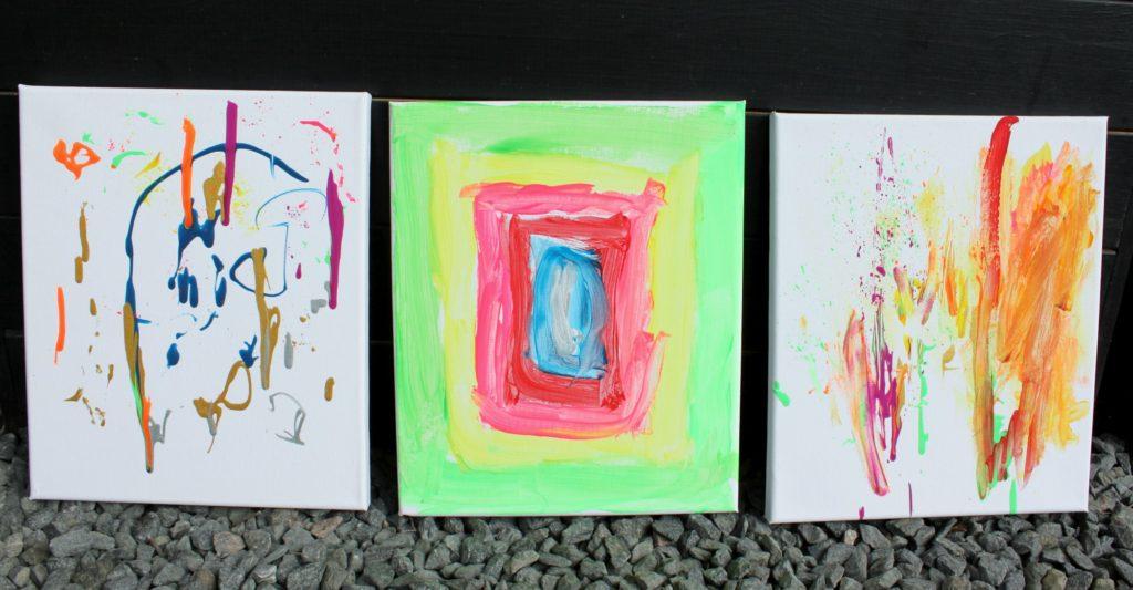 Lasten taidetta