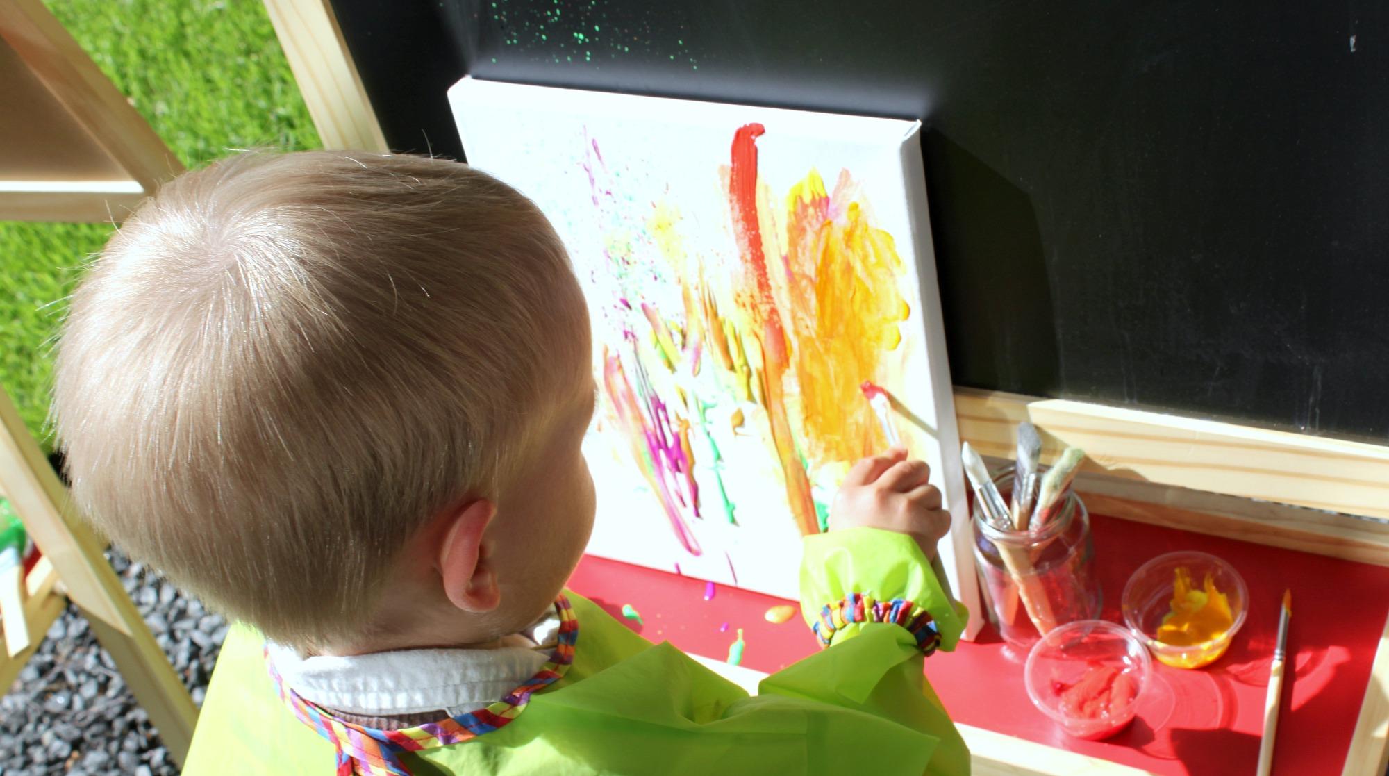 Taidemaalausta