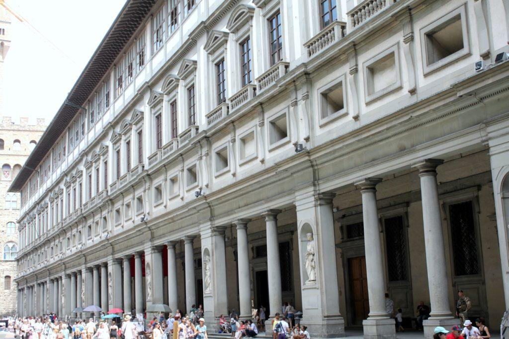 Firenzen Uffizi