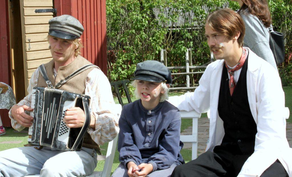 Vaahteramäen Eemeli Astrid Lindgrens Världissä