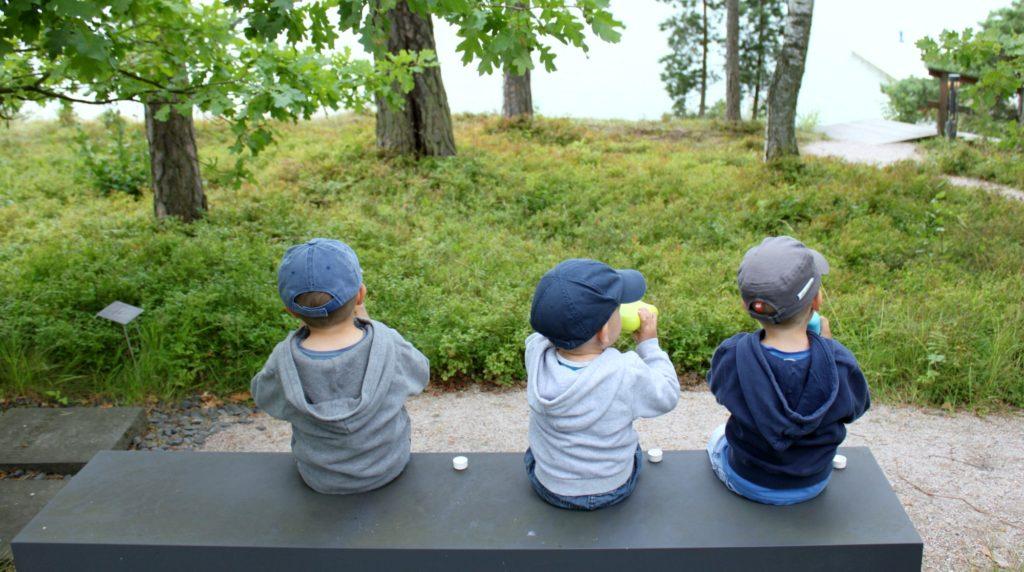 Didrichsenin veistospuisto - aina avoinna oleva retkikohde