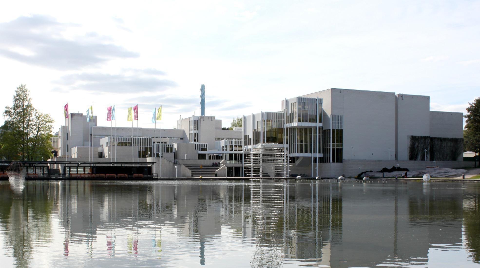 Kulttuurikeskukset / Espoon kulttuurikeskus