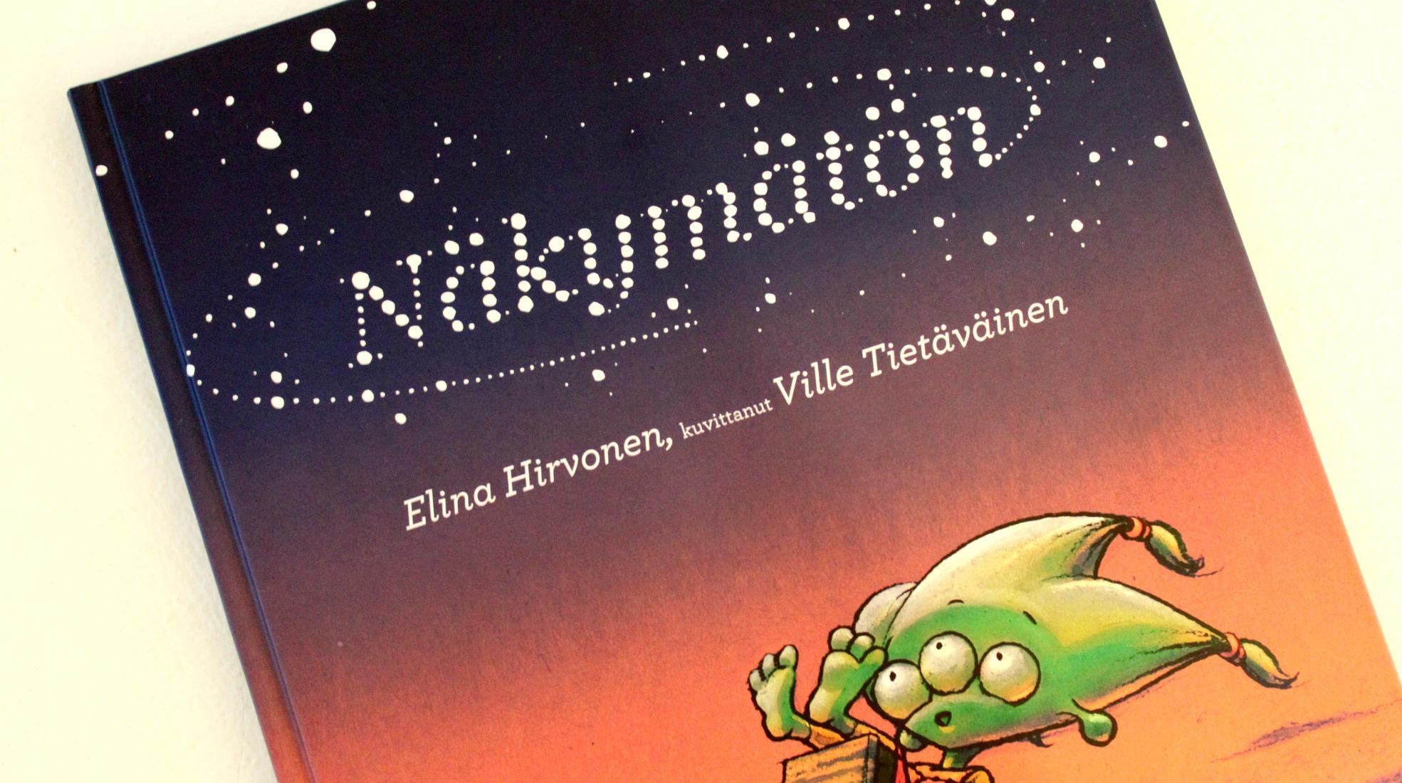Elina Hirvonen ja Ville Tietäväinen: Näkymätön
