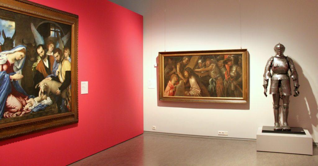 Kansallismuseo ja Renessanssi. Nyt! -näyttely