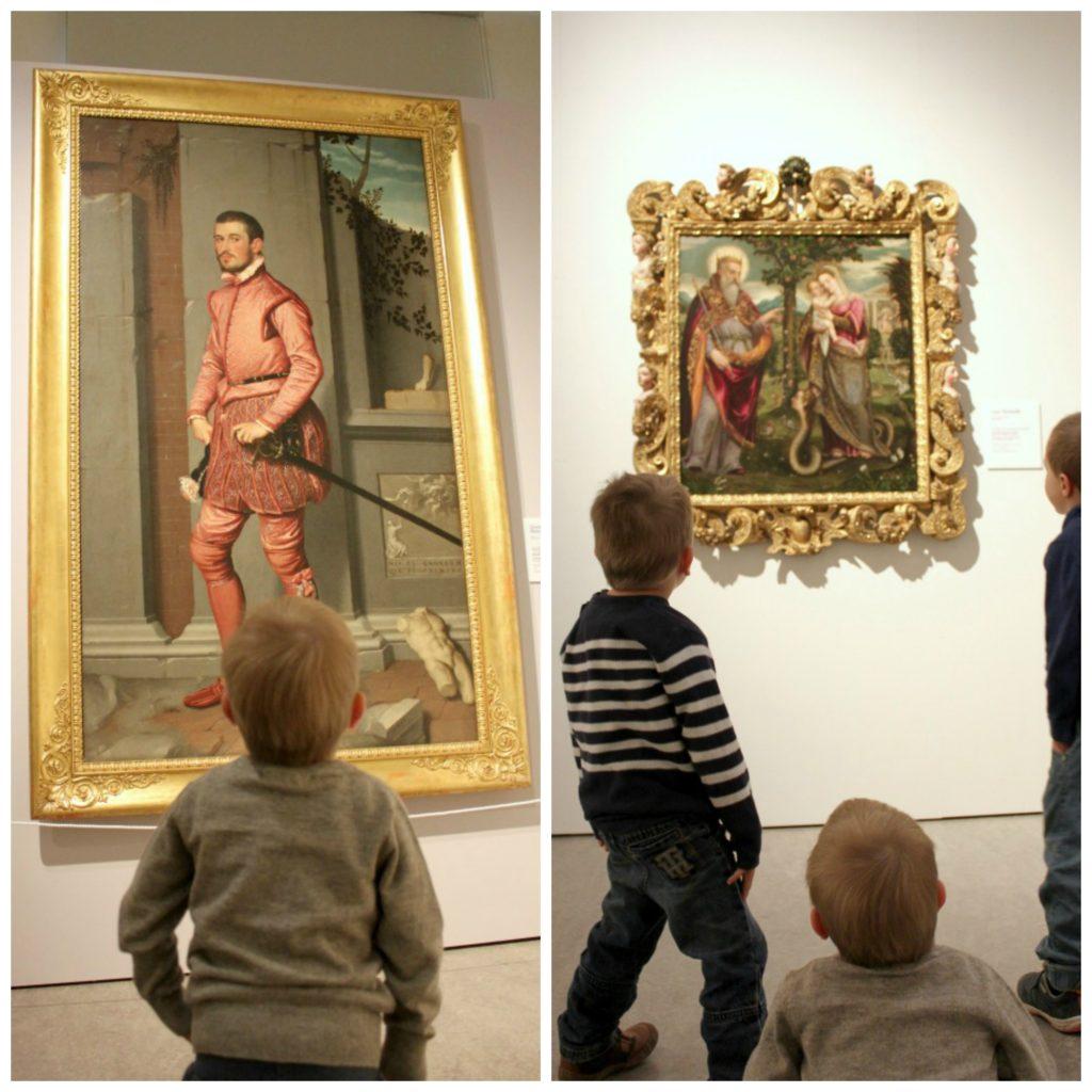 Kansallismuseo / Renessanssi. Nyt! - Rafaelista Tizianiin
