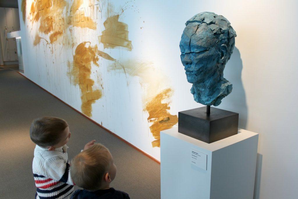 Lionel Smit Didrichsenin taidemuseossa