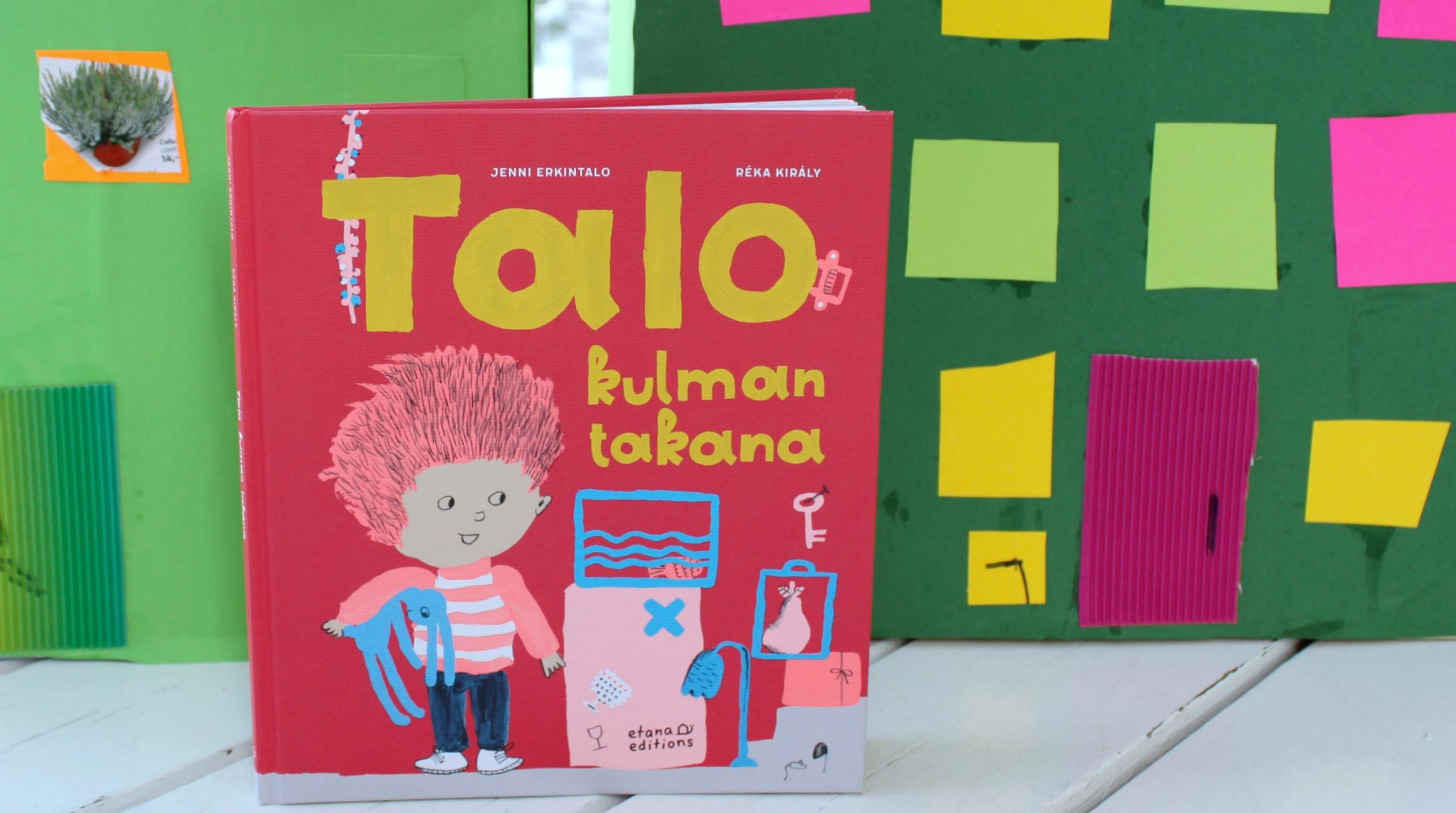 Talo kulman takana (Etana Editions 2016)