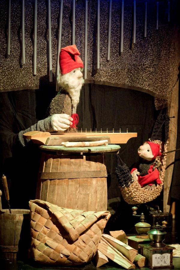 Nukketeatteri Sampo: Ihana joulu
