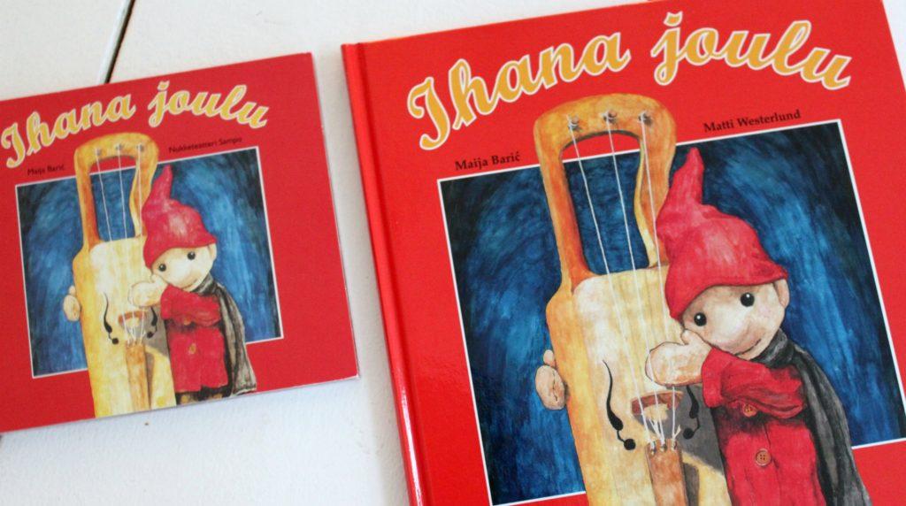 Ihana joulu / äänite ja kirja