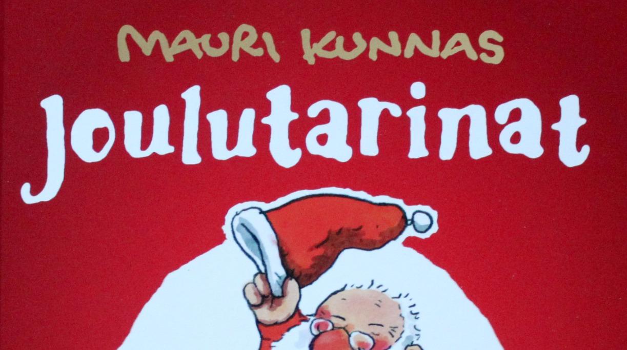 Mauri Kunnaksen Joulutarinat