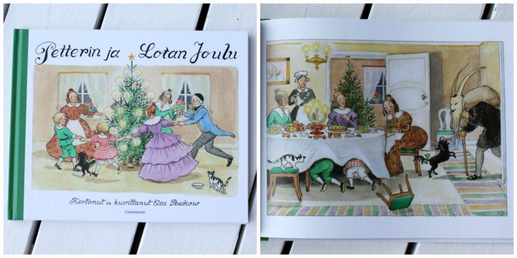 Joulukirja lapselle: Petterin ja Lotan joulu