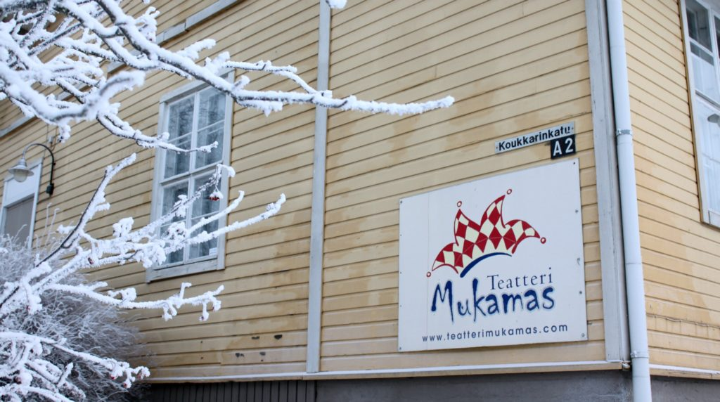 Teatteri Mukamas Tampereen Pispalassa