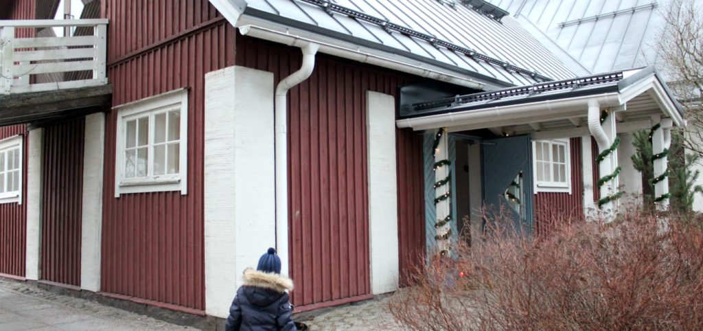 Unga Teatern Espoossa