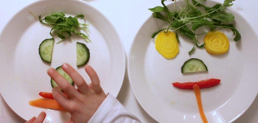 Lasten ruokataidetta
