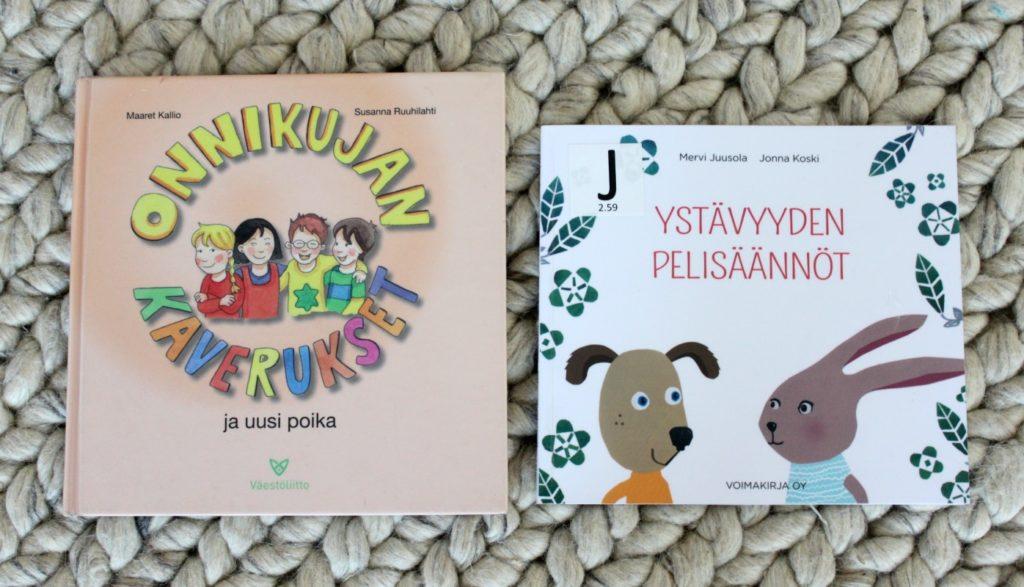 Ystävyys lastenkirjoissa