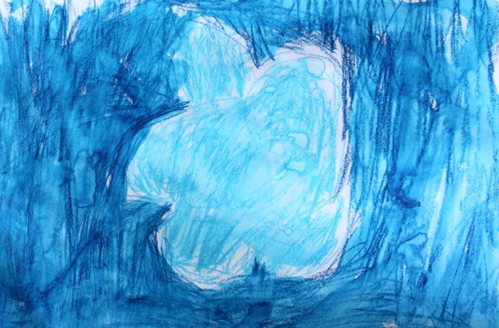 Pilvi Groove Triple One -värikynillä