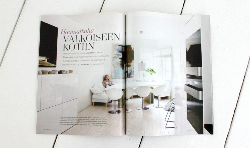 Marjatta Holma: Rakenteilla