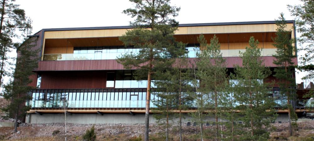 Haltia / arkkitehti Rainer Mahlamäki