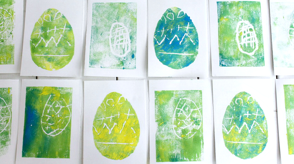 Pääsiäisaskartelu / pääsiäiskortit