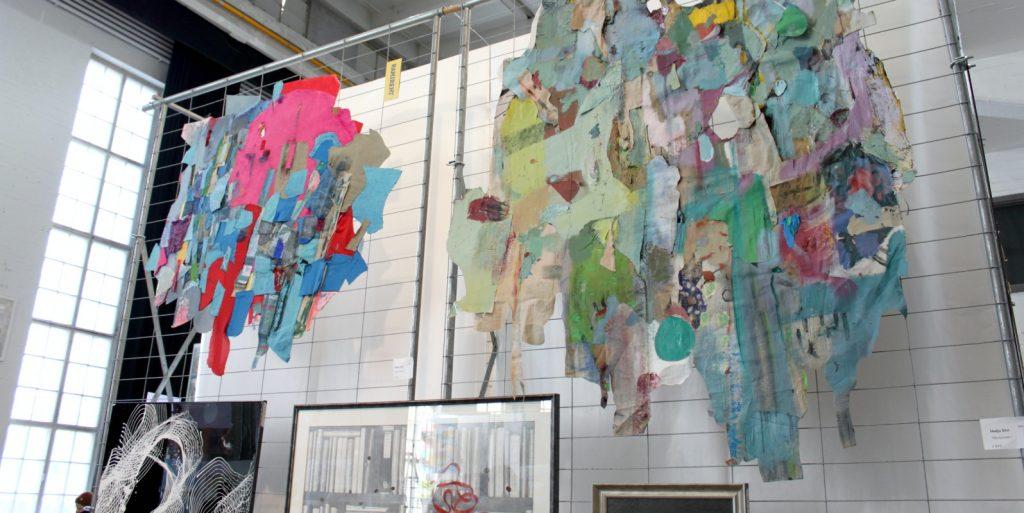 Sini Hodju: Tilkkutyynystä 1 ja 2 / Taidemaalariliiton teosvälitys