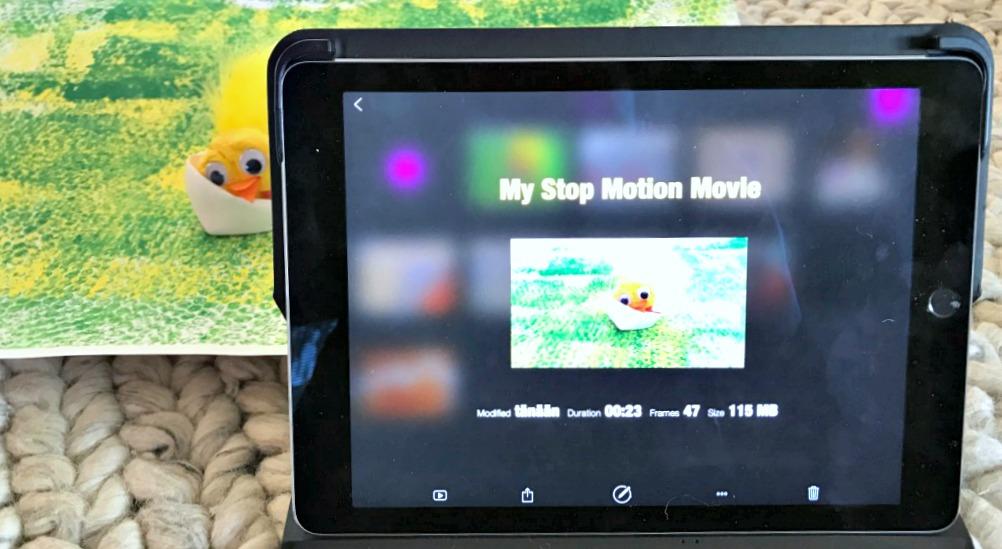 Pääsiäinen / Stop Motion -animaatio