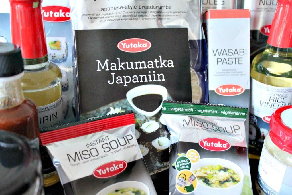 Japanilaisia tuotteita