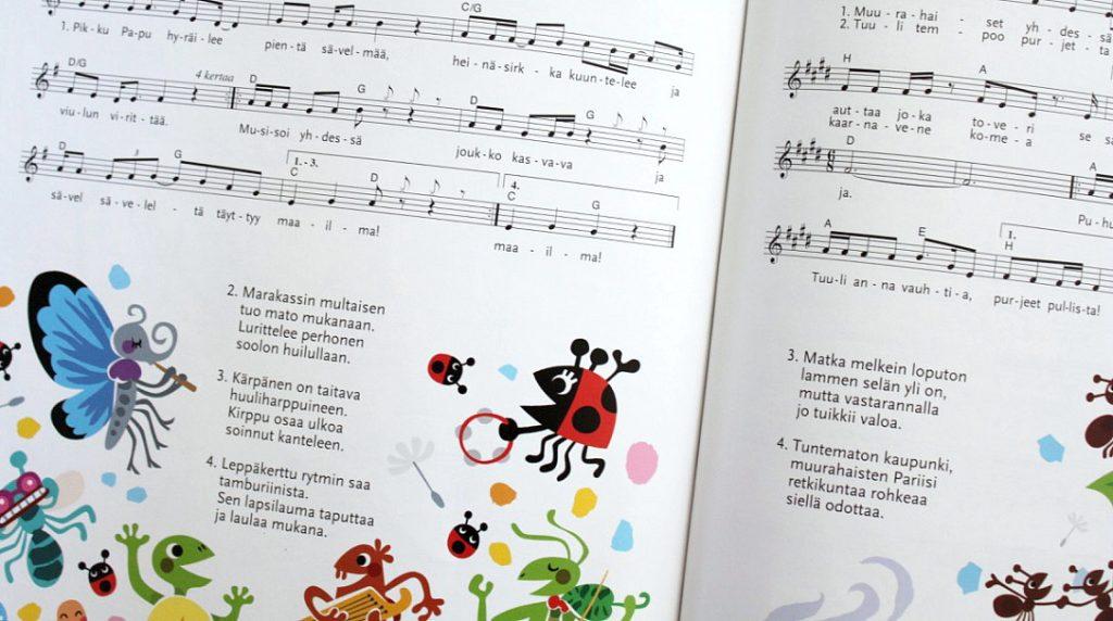 Pikku Papun orkesteri / Naantalin Lasten Musiikkijuhlat / Naantalin Musiikkijuhlat